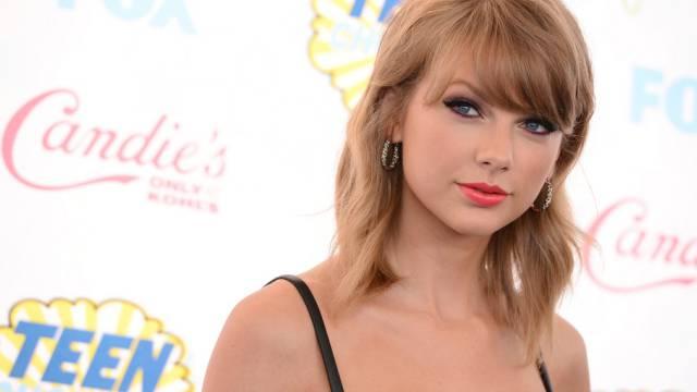 Taylor Swift mit Blick in die Pop-Zukunft (Key)