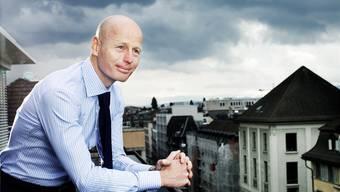 Ringier-CEO Marc Walder verärgert die Verleger-Kollegen mit einer Werbeallianz mit der SRG und der Swisscom. Vera Hartmann/13photo