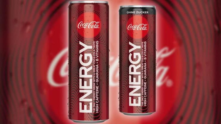 Coca Cola Energy ist laut Hersteller taurinfrei, enthält Koffein natürlichen Ursprungs, Guarana-Extrakt und B-Vitamine.