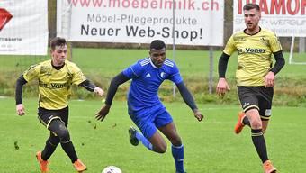 Der FC Wohlen hat sich über den Strich gerettet.
