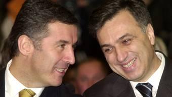 Montenegros Fussball im Griff undurchsichtiger Geschäftsleute