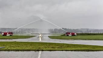 Die Transformation des ehemaligen Militärflugplatzes sei von grosser Bedeutung für den Bund, den Kanton und die Anrainergemeinden, hält der Regierungsrat in seiner Stellungnahme fest.
