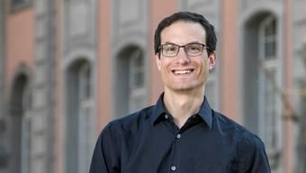 Thomas Meier ist im Freiamt aufgewachsen, politisiert in Buchs und will in Zofingen Gerichtspräsident werden