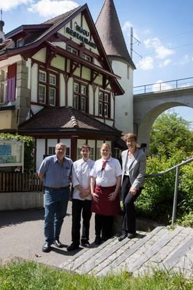 Das Restaurant Bijou ist fester Bestandteil des Gastrogewerbes von Bremgarten.