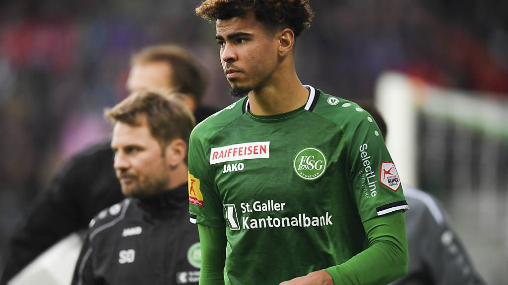 Yannis Letard verlässt den FC St. Gallen