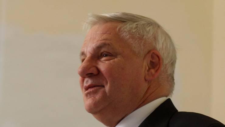 Ständerat Rolf Schweiger blickt auf eine spannende Konferenz zurück. KEY