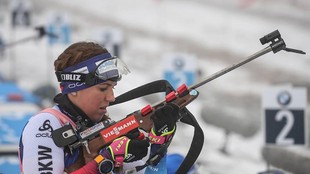 Lena Häcki bringt ansprechende Ausgangslage nicht ins Ziel