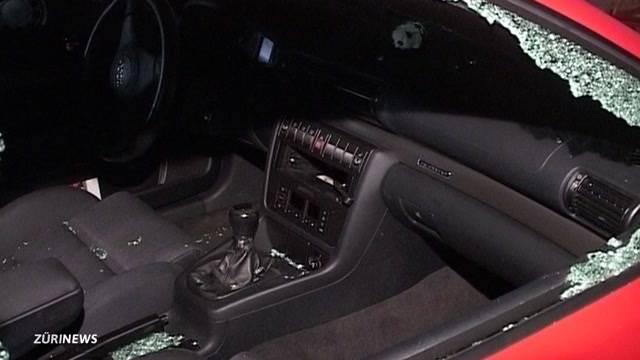 Autoeinbrüche: Keine Polizeihilfe