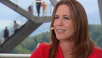 «Ich will draussen bei den Leuten sein»: Susanne Wille im «SommerTalk»