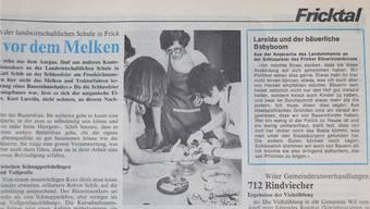 Gekonnt angerichtet: Kursabsolventinnen beim Zubereiten von Salaten. Archiv