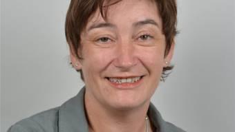 Françoise Vogel. zVg
