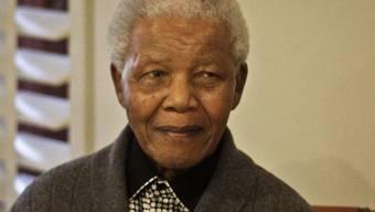 Mandela in einer Aufnahme vom Juli 2012 (Archiv)
