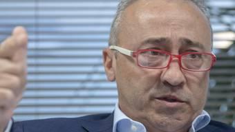 Investor André Rezzonico hat für die Übernahme von Baoshida Swissmetal neun Millionen Franken geboten. Die chinesischen Gläubiger mochten dem Deal bisher nicht zustimmen.
