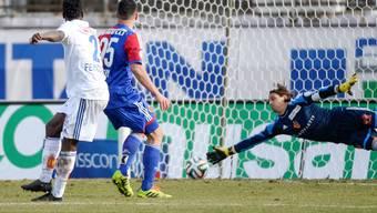 FC Basel gewinnt in Lausanne 3:1
