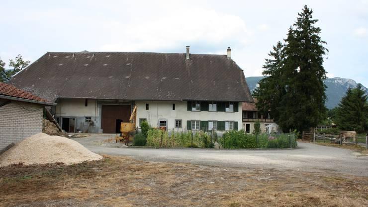 Der Henzihof in der Solothurner Weststadt