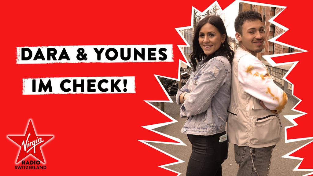 Hesch gwüsst, dass Dara & Younes... ?