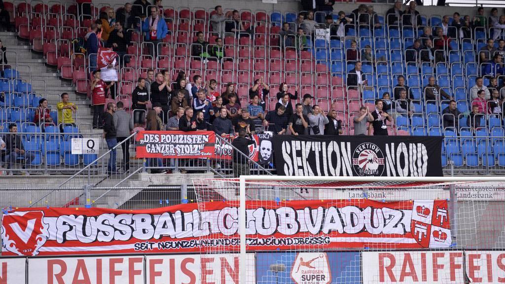 Die Fans des FC Vaduz sollen auch in Chiasso für Stimmung sorgen. Und das für ienmal auf Mannschaftskosten.