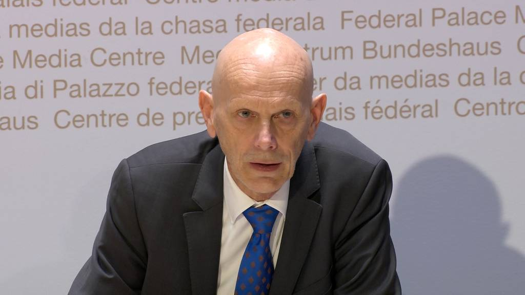 Corona-Krise: Experten des Bundes informieren zur aktuellen Lage