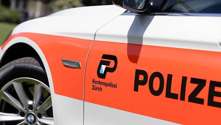 Die Kantonspolizei Zürich musste am späten Donnerstagmorgen wegen einer schwer verletzten Reiterin ausrücken. (Symbolbild)