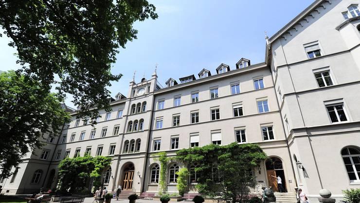 Das Haus der Mission 21 in Basel