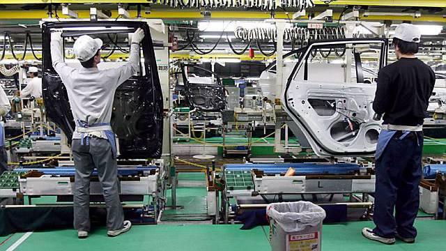 Japans Wirtschaft wächst stärker als erwartet