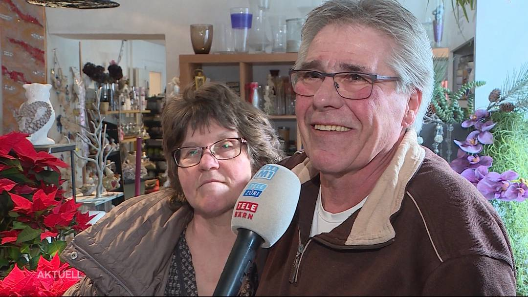 Einbrecher gestellt: Das Helden-Ehepaar von Trimbach