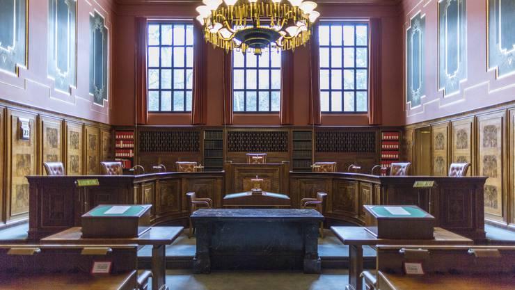 Wer am Schweizerischen Bundesgericht in Lausanne Recht spricht, entscheiden National- und Ständerat.