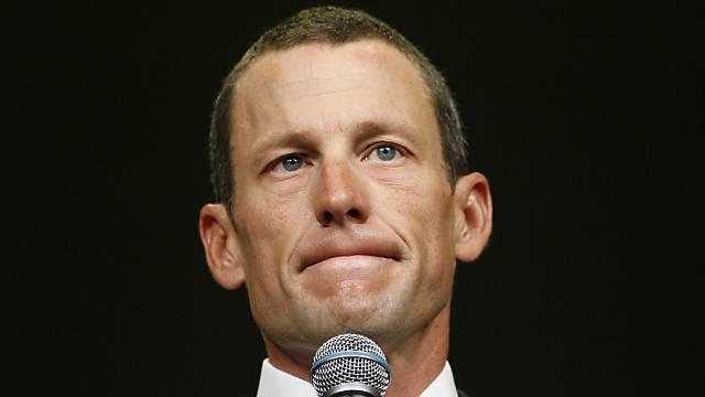 Lance Armstrong stattete dem Stiftungssitz einen Besuch ab