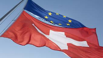 Der Bundesrat könnte bald Entscheide fällen zum Rahmenabkommen Schweiz-EU. Im Streit um den Lohnschutz hat sich der Baumeisterverband ins Spiel gebracht. (Symbolbild)