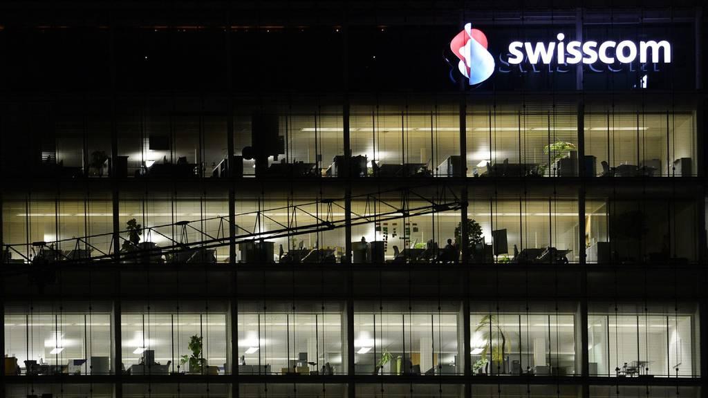 Probleme bei Swisscom-Netz