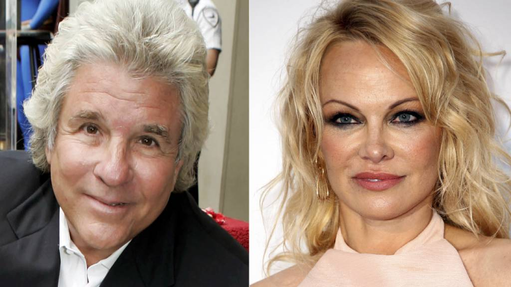 Pamela Anderson heiratet Produzent Jon Peters