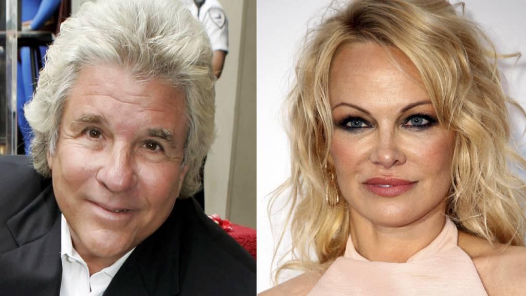 Filmproduzent Jon Peters und Schauspielerin Pamela Anderson haben sich das Ja-Wort gegeben. Für beide ist es die fünfte Ehe. (Archivbilder)