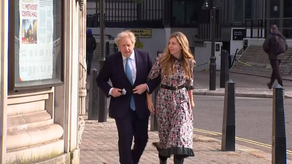 Boris Johnson hat heimlich geheiratet