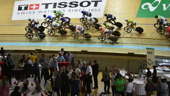 Track Cycling Challenge im Velodrome