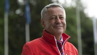 Andy Kistler tritt nach den Olympischen Spielen im nächsten Sommer als Equipenchef der Schweizer Springreiter zurück. Sein Nachfolger heisst Michel Sorg