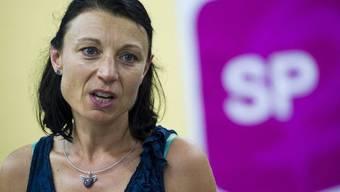 Die Aargauer Nationalrätin Yvonne Feri
