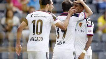 Die letzten drei Aufeinandertreffen mit YB konnte der FCB jeweils für sich entscheiden. Zuletzt gab es ein 3:2.