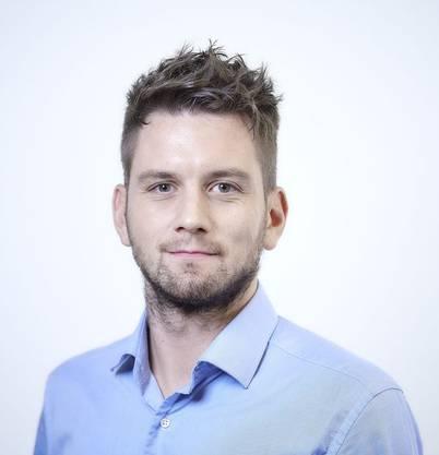 Tobias Bär, Sprecher GDK.