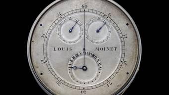 Der fast 200 Jahre alte Chronograph von Moinet (Bild von Louis Moinet)