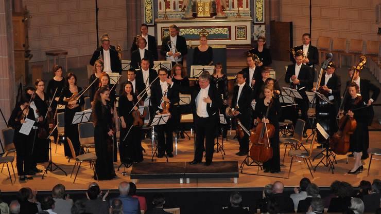 Andreas Spörri und das Classionata Symphonic Orchester führen unter anderem zweimal Mozarts «Requiem» auf.