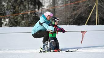 Am inzwischen 47 Jahre alten Trainingslift haben Generationen von Grenchnern das Skifahren gelernt.