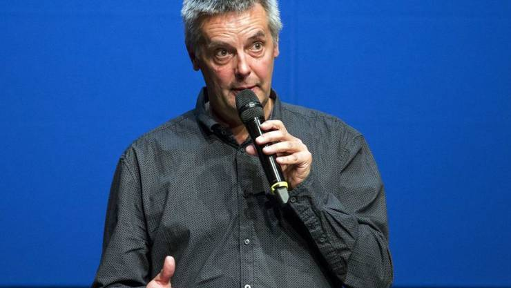 Der Luzerner Worldjazzer Albin Brun, hier 2017 bei der Verleihung des Schweizer Musikpreises, spielt auch am 11. Internationalen Musikfestival Alpentöne in Altdorf. Es dauert vom 15. bis 19. August 2019. (Archiv)
