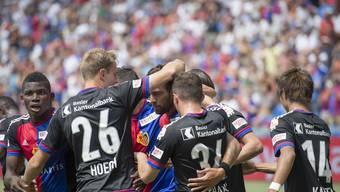 FC Basel - FC Vaduz