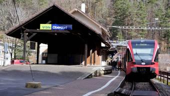 Bahnhof Oberdorf soll saniert werden