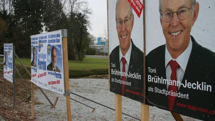 An den Gesamterneuerungswahlen 2018 wird der Schlieremer Stadtpräsident Toni Brühlmann nicht mehr antreten.
