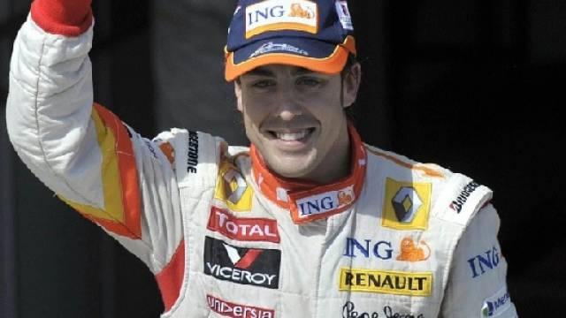 Darf mit Renault in Valencia starten: Fernando Alonso