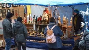Der Brugger Weihnachtsmarkt und das dritte Klingende Lichterfest