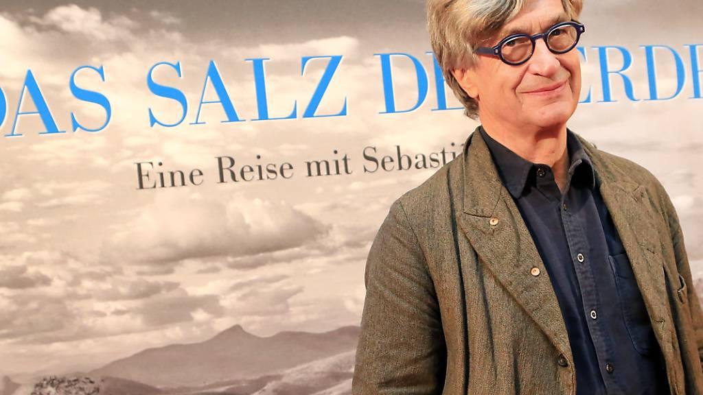 Mit dem Leben spielen - Regisseur Wim Wenders wird 75