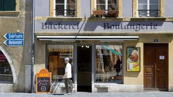 Bäckerei im mehrsprachigen Biel (Symbolbild)
