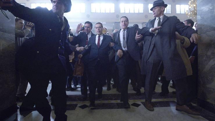 Eine Szene aus «The Irishman».